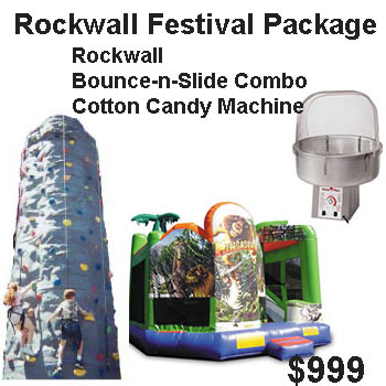 Rockwall Carnival Package - Thrill Zone Entertainment