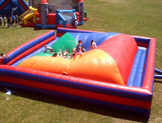 Inflatable Interactive Game Rentals Northern Ca Giant